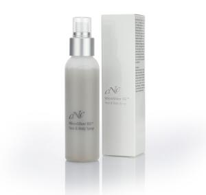 CNC MicroSilver BG Face & Body Spray