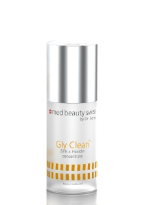 MED BEAUTY Gly Clean Zink & Hexidin Concentrate 30ml