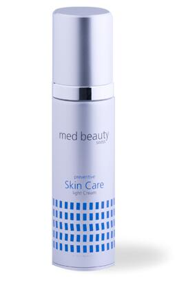 MED BEAUTY Skin Care light Cream 50ml