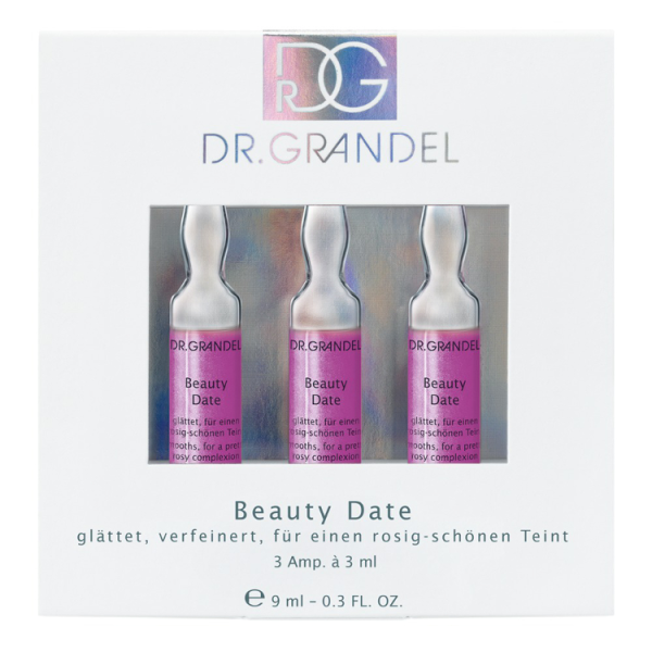 DR. GRANDEL Beauty Date Ampullen 3x3ml