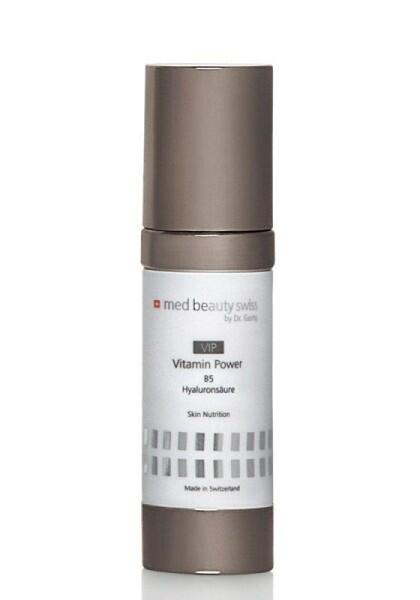 MED BEAUTY VIP Vitamin Power B5 / Hyaluronsäure 30ml