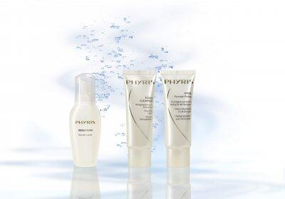 PHYRIS Skin Care Concept - Phase 1